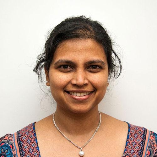Shubhaa Srinivasan